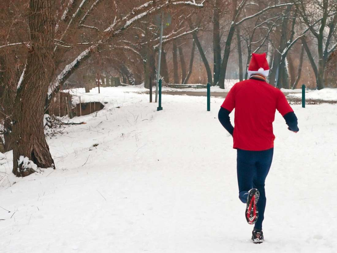 6 tips for a healthier Christmas Day