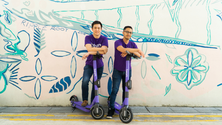 Singapore's micromobility startup Beam raises $26 million – TechCrunch