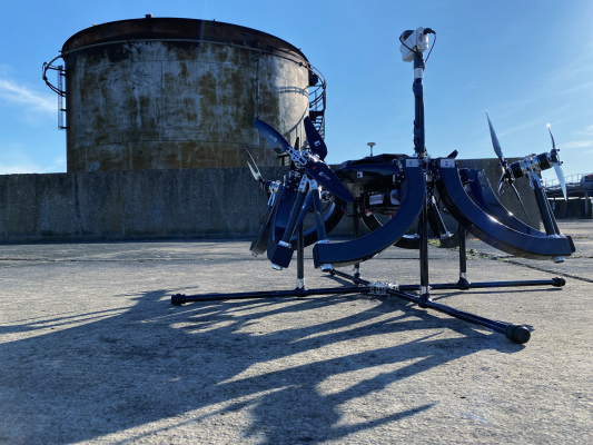 Skygauge's innovative tilting rotor drones are up for pre-order, with deliveries in 2021 – TechCrunch